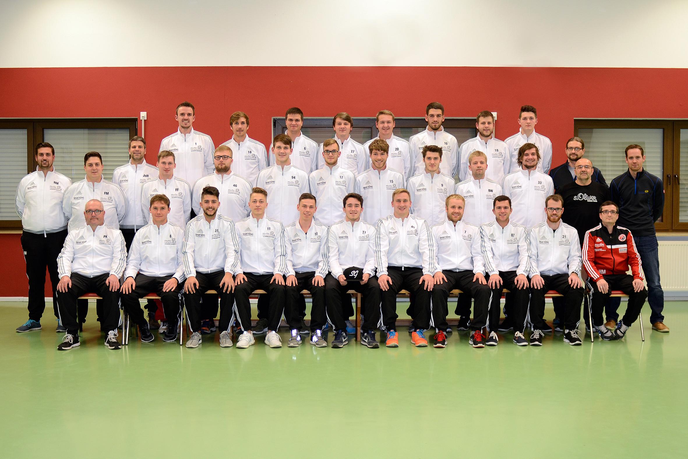1. Herrenmannschaft - Saison 2016