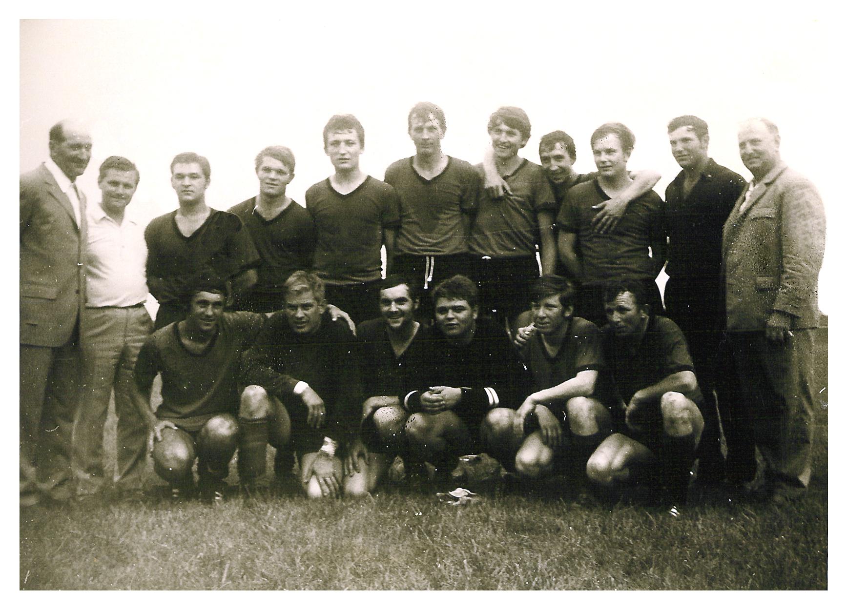 1. Mannschaft 1970